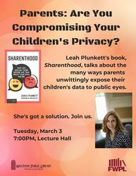 Parents: Are You Compromising Your Children's Privacy?