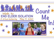 Walk to End Elder Isolation