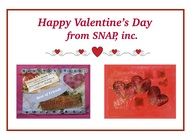SNAP, Inc Valentines