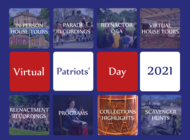 Virtual Patriots' Day 2021