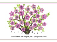 Special Needs Arts Program, Inc. GIVING TREE