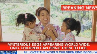Hatchimals are Hatching