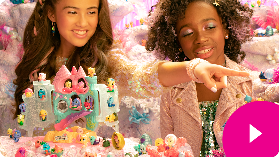 Hatchimals Colleggtibles | New Season 5 – Coral Castle Playset