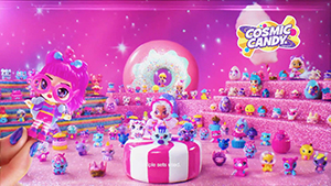 Cosmic Candy Commercial