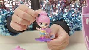 Cosmic Candy Playset How-To