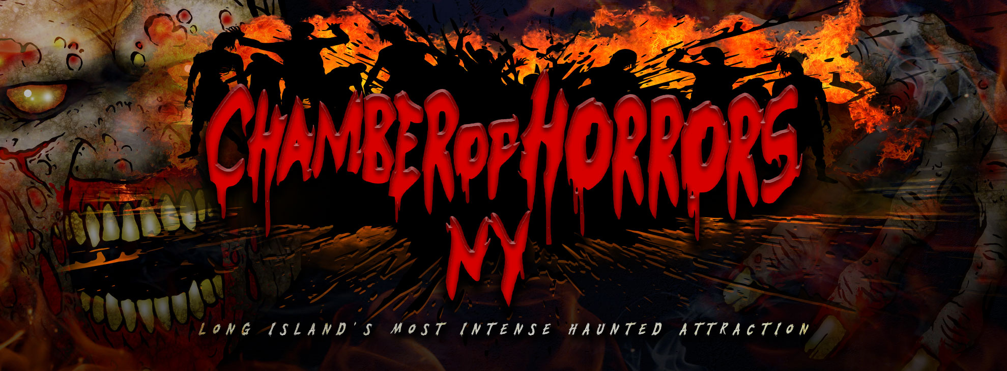 Fabulous Chamber Of Horrors New York Haunted House Review Haunted Interior Design Ideas Pimpapslepicentreinfo