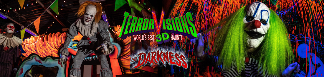 Americas best 3D Haunted House - Terror Visions 3D St Louis Missouri
