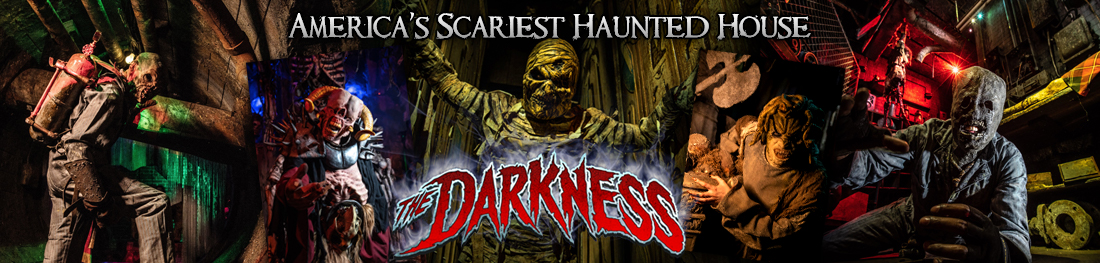 Haunted House Questions The Darkness The Lemp and Creepyworld