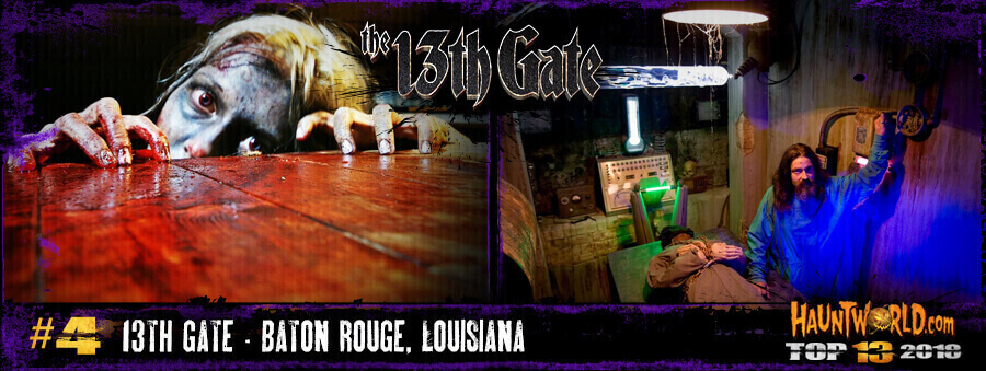 The 13th Gate - Baton Rouge, Louisiana