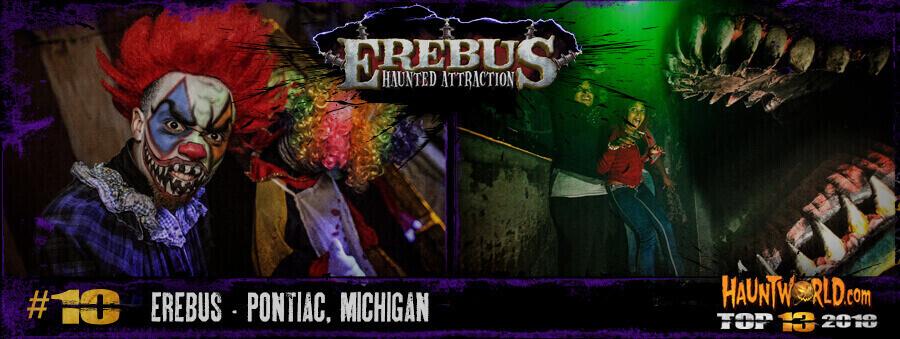 Erebus - Pontiac, Michigan