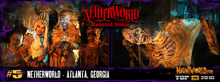 Netherworld - Atlanta, Georgia