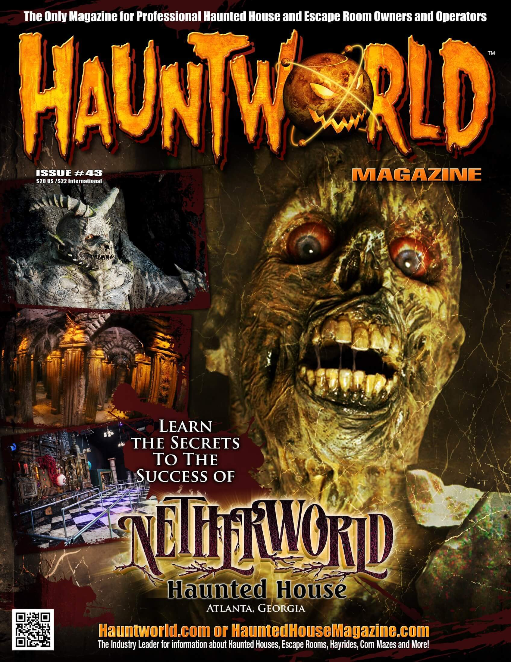 Hauntworld Magazine