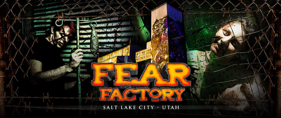 Fear Factory Salt Lake City, Utah