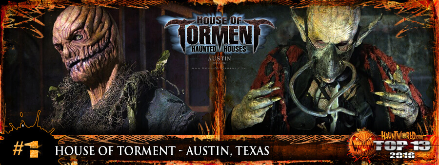 House of Torment - Austin, Texas