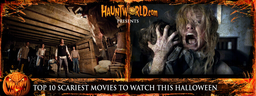 longest haunted attractions