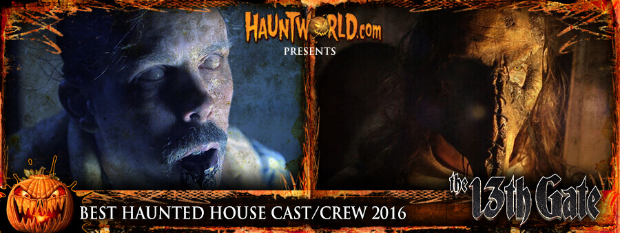 haunted houses cast