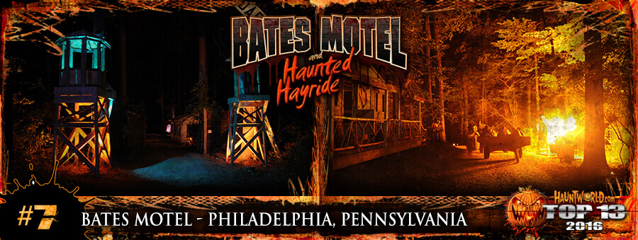 The Bates Motel - Philadelphia, Pennsylvania