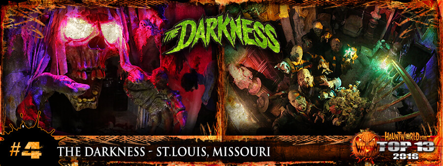 The Darkness - St. Louis, Missouri