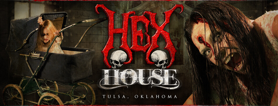 Haunted Houses in Tulsa