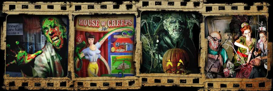 House Of Creeps in 3D