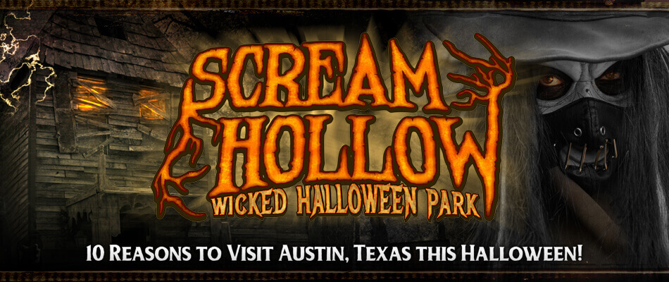 Haunted Houses Austin