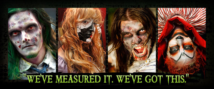 Fort Worth Haunted houses