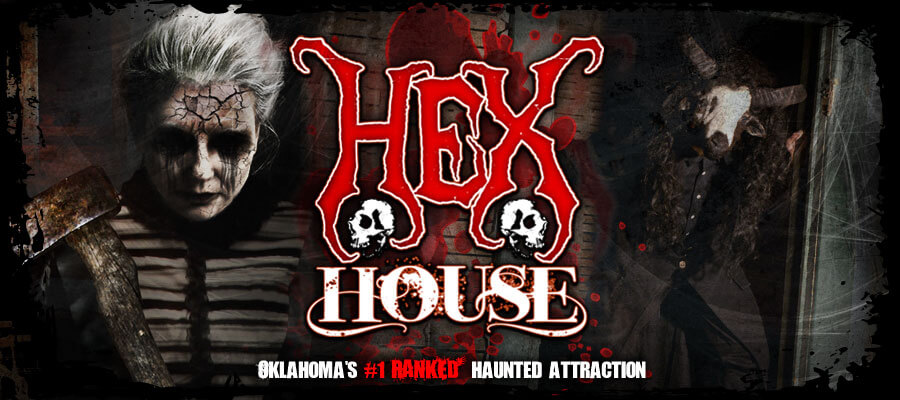 haunted attractions tulsa
