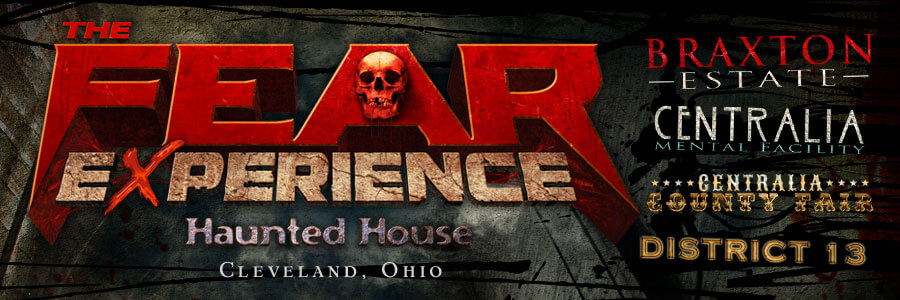 Haunted Houses in Cleveland, Ohio