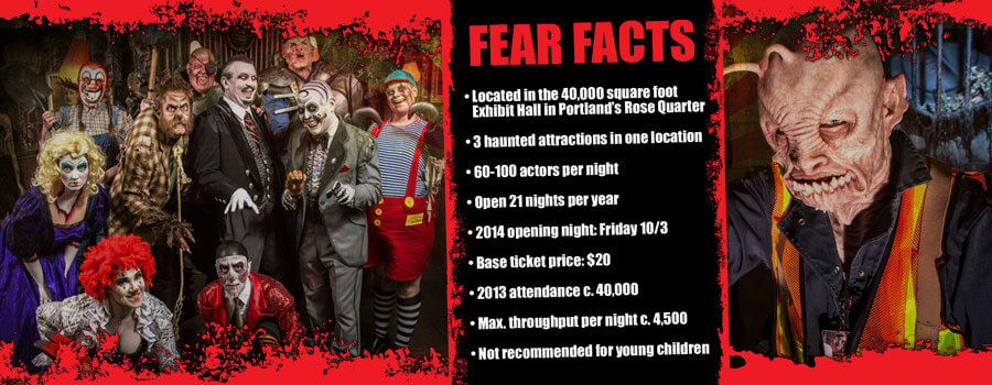 Portland haunted attractions