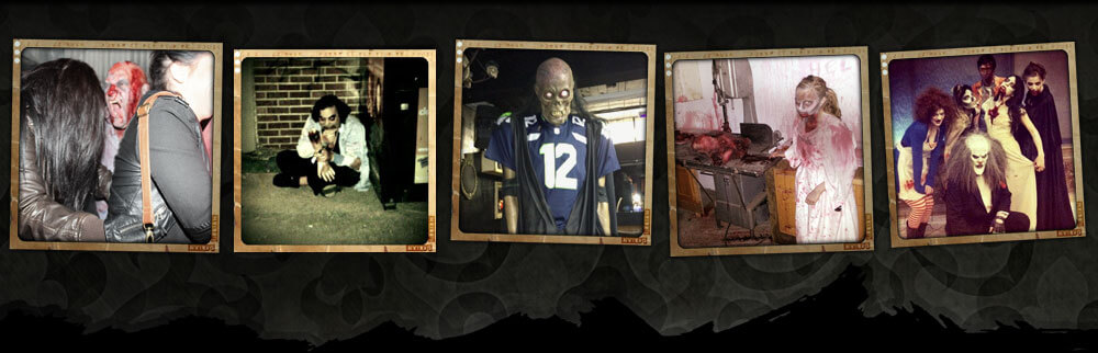 Haunted Houses Seattle