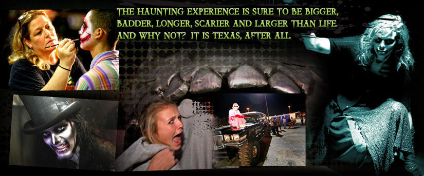 Haunted houses in Fort Worth, Texas DFW