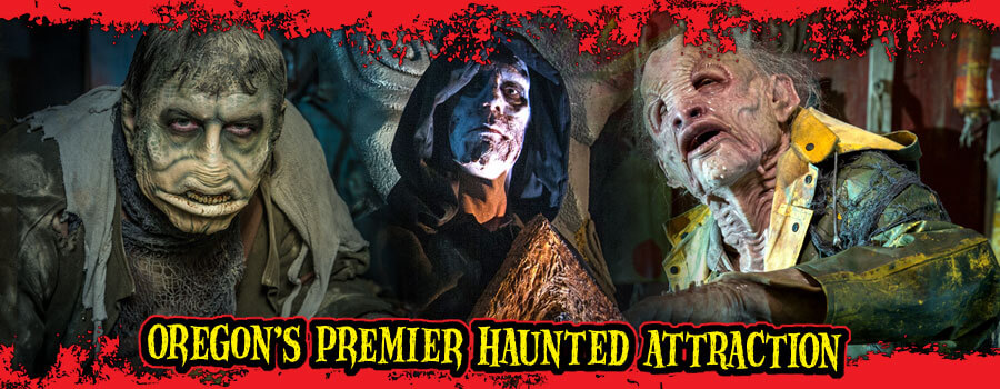 Portland haunted house