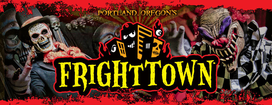 haunted houses Portland