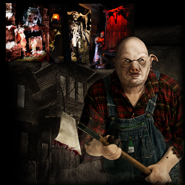 Haunted Houses in Kentucky Preview