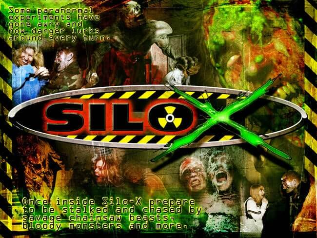 Missouri Haunted Houses SiloX