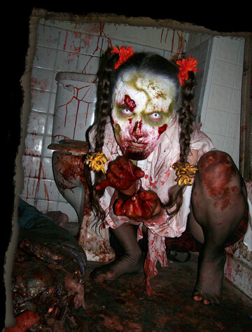 Baton Rouge Haunted Houses