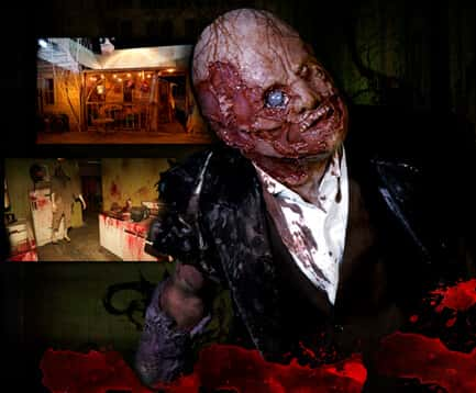 Colorado Haunted Houses Zombie