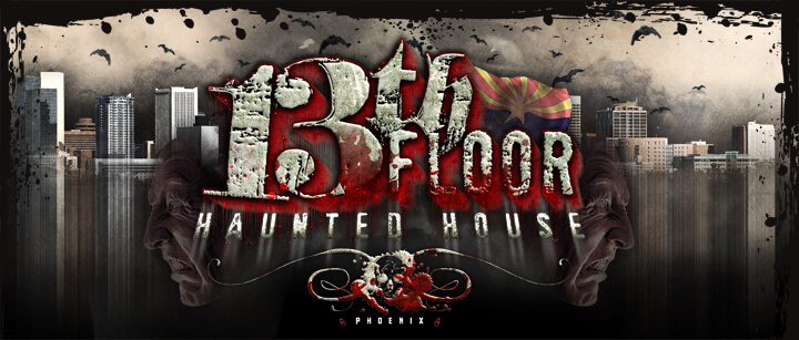 haunted houses Phoenix