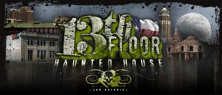 Haunted Houses in San Antonio