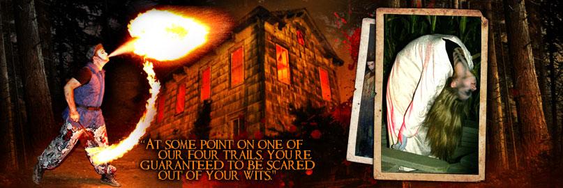 Newark Haunted House