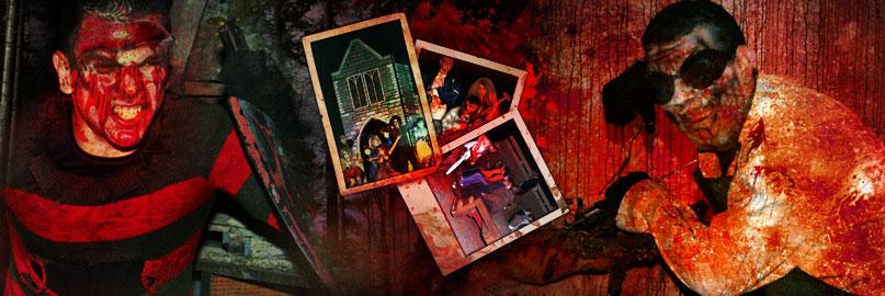 Haunted House Newark
