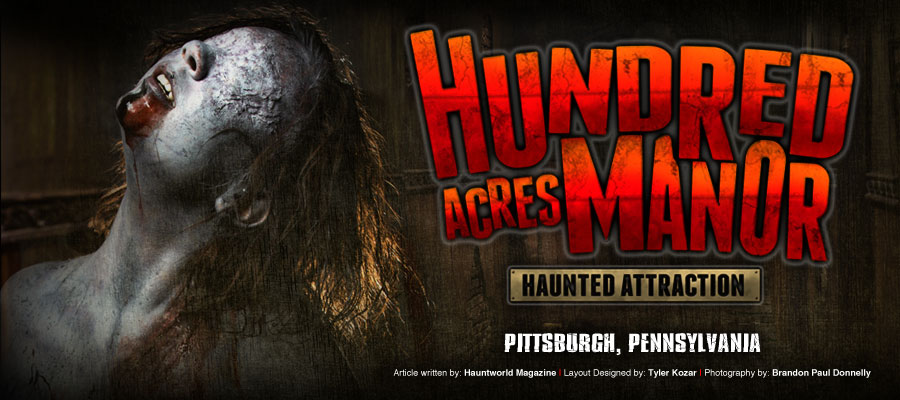 Haunted Houses Pittsburgh