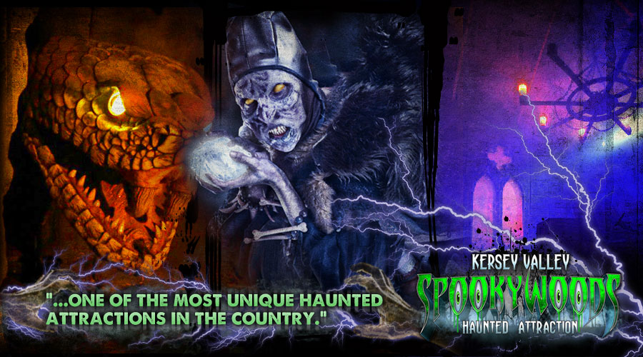 Haunted House Charlotte