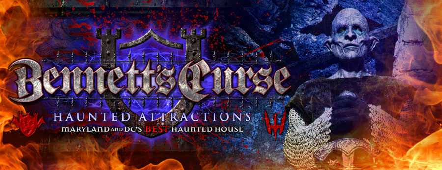 Find Haunted Houses in Baltimore, Maryland
