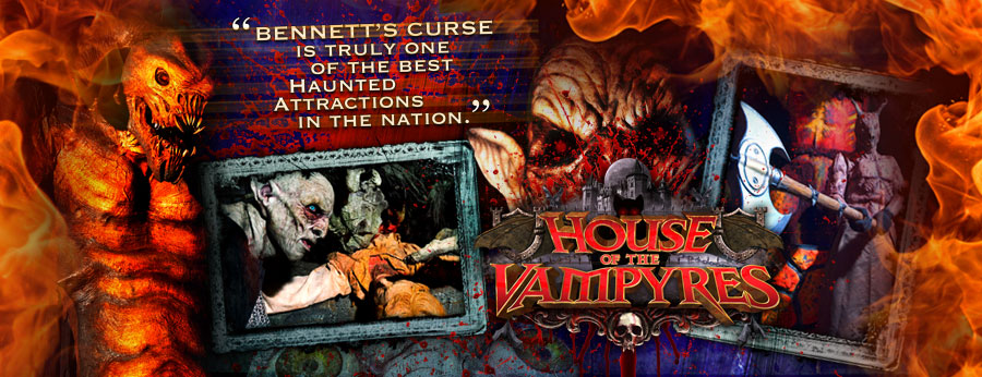 Haunted House in Baltimore, Maryland