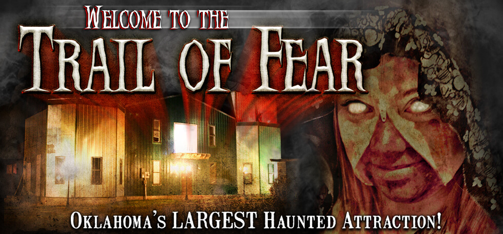 Haunted Houses Oklahoma City