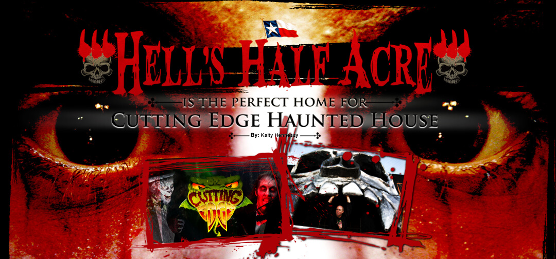 Haunted Houses Dallas