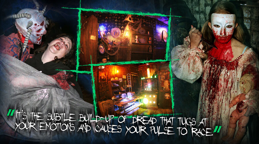 Haunted Houses in Richmond