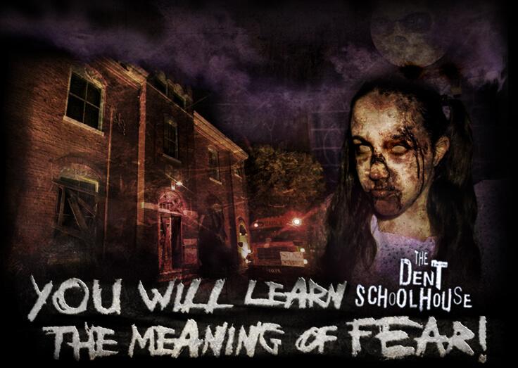 Cincinnati Haunted Houses