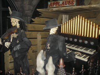 Haunted Houses New York City